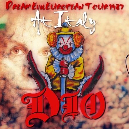コレクターズCD ディオ (Dio)1987年ヨーロッパツアー
