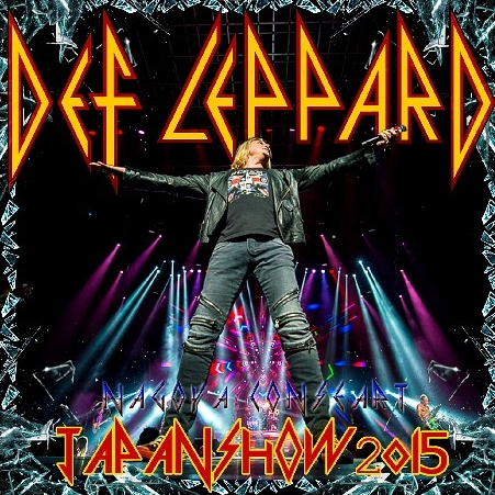コレクターズCD デフ・レパード (Def Leppard) 2015年日本公演