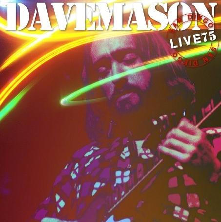 コレクターズCD デイヴメイソン 1975年アメリカツアー