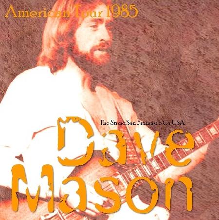 コレクターズCD デイヴメイソン 1985年アメリカツアー