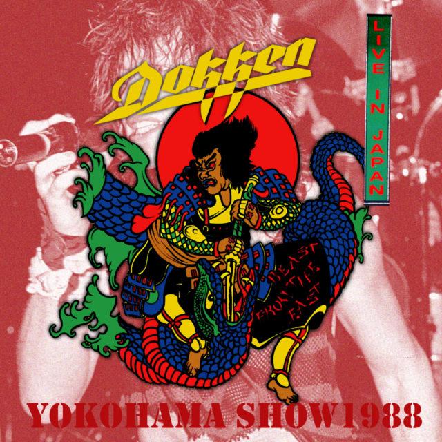 コレクターズCD ドッケン1988年日本公演
