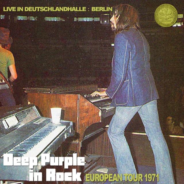 コレクターズCD Deep Purple - In Rock European Tour 1971
