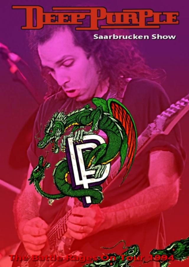 コレクターズDVD Deep Purple - The Battle Rages On Tour 1994