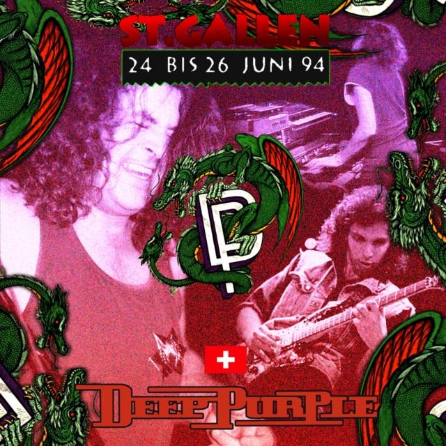 コレクターズCD Deep Purple - The Battle Rages On Tour 1994