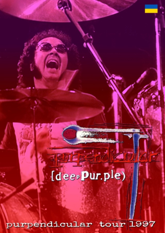 コレクターズDVD - Deep Purple - Purpendicular Tour 1996