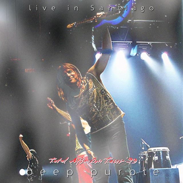 コレクターズCD Deep Purple - Abandon South American Tour 1999