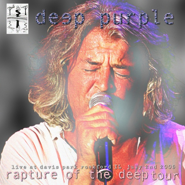 コレクターズCD Deep Purple - Rapture of the Deep Tour 2005