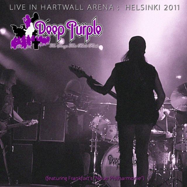 コレクターズCD Deep Purple - The Songs That Built Rock Tour 2011