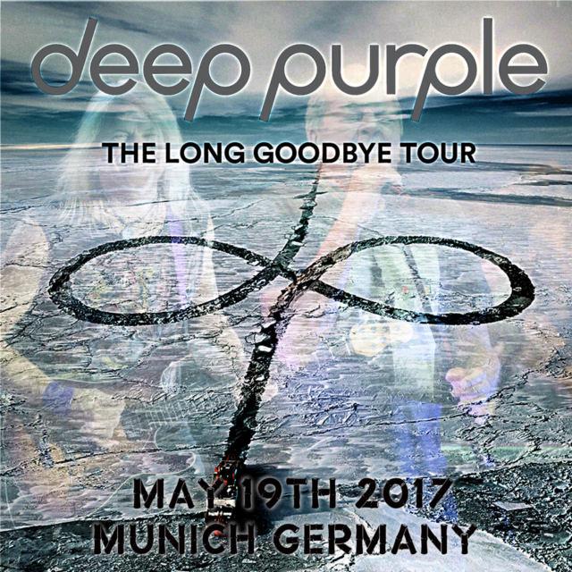 コレクターズCD ディープパープル 2017年ヨーロッパツアー
