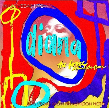 コレクターズCD Diana Ross - Las Vegas 1992