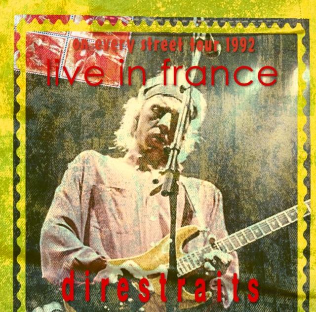 コレクターズCD ダイアストレイツ 1992年ヨーロッパツアー