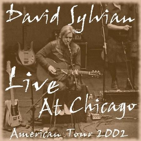 コレクターズCD デヴィッド・シルヴィアン(David Sylvian)2002年アメリカツアー