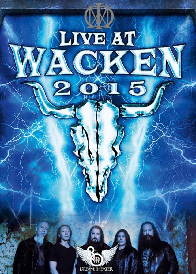 コレクターズDVD Dream Theater -  30th Anniversary Tour 2015