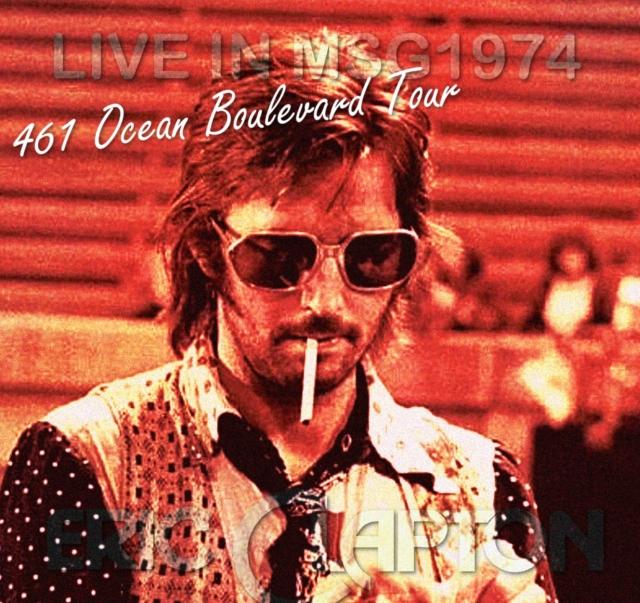 コレクターズCD エリッククラプトン1974年アメリカツアー(461 Ocean Boulevard Tour 1974 )