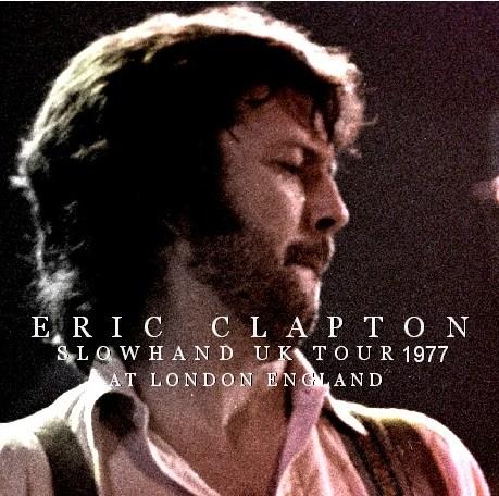 コレクターズCD エリック・クラプトン 1977年ヨーロッパツアー