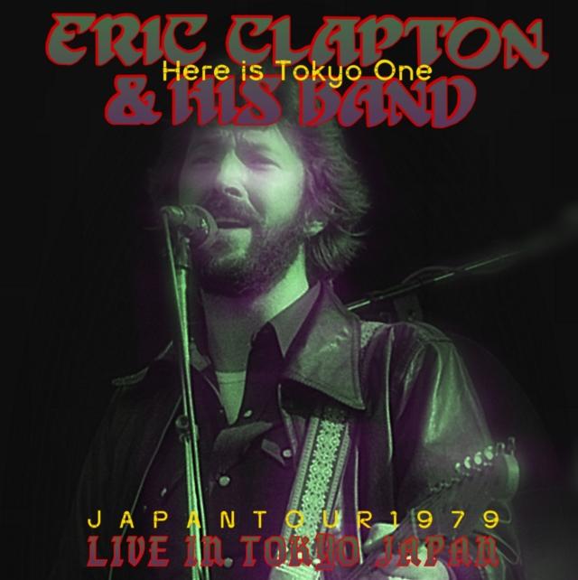 コレクターズCD エリッククラプトン 1979年日本公演