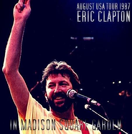 コレクターズCD エリッククラプトン 1987年アメリカツアー August USA Tour