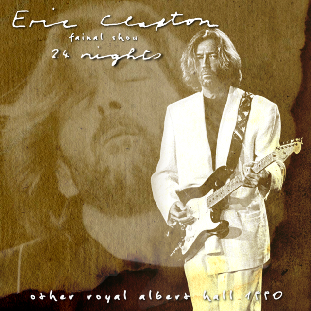コレクターズCD Eric Clapton - Journeyman European Tour 1990