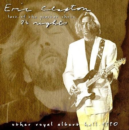 コレクターズCD Eric Clapton -  Journeyman European Tour 1990