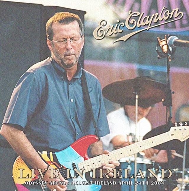 コレクターズCD Eric Clapton - European Tour 2004