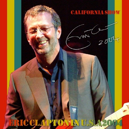 コレクターズCD エリッククラプトン2004年アメリカツアー