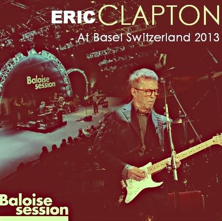 コレクターズCD エリッククラプトン 2013年スイス