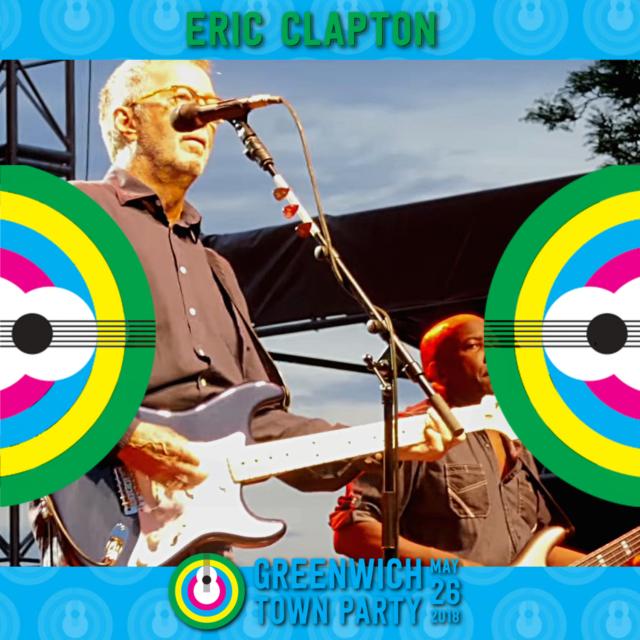 コレクターズCD Eric Clapton - Greenwich Town Party 2018