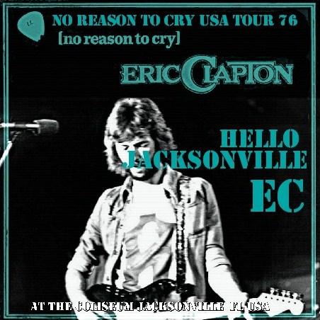 コレクターズCD Eric Clapton(エリック・クラプトン)76年アメリカツアー