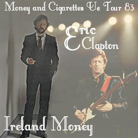 コレクターズCD Eric Clapton(エリッククラプトン  83年ヨーロッパツアーアイルランド)83.04.14 Dublin