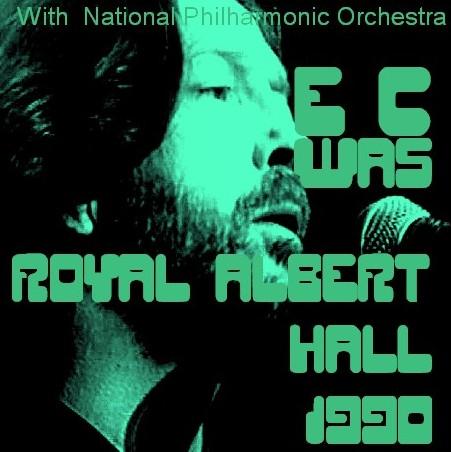 コレクターズCD Eric Clapton(エリッククラプトン 90年 ロンドン)ロイヤルアルバートホール