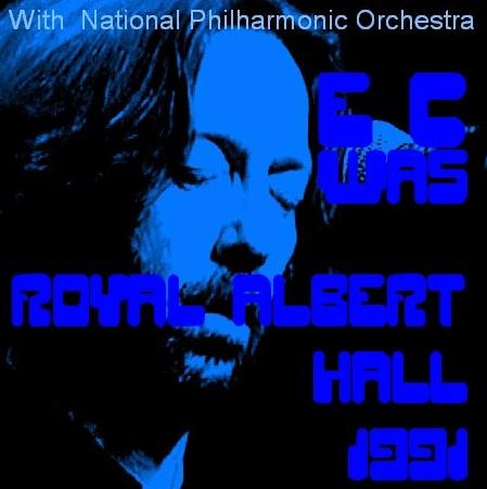 コレクターズCD Eric Clapton(エリッククラプトン 91年 ロンドン)ロイヤルアルバートホール