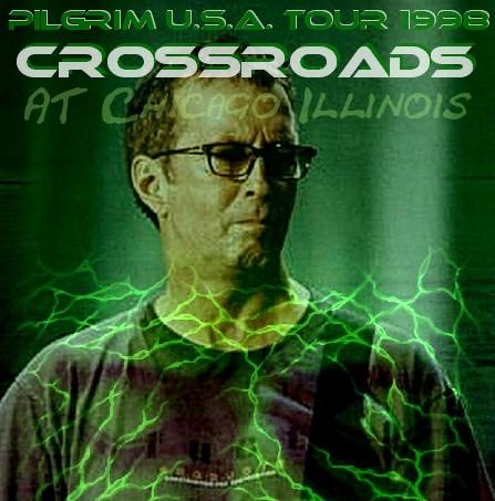 コレクターズCD Eric Clapton(エリッククラプトン98年 アメリカツアー Chicago) Pilgrim U.S.A. Tour 04.09 Illinois US