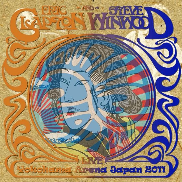 コレクターズCD Eric Clapton & Steve Winwood - Japan Tour 2011