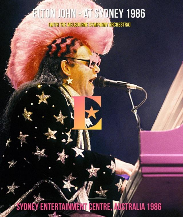 コレクターズBlu-ray - Elton John - Australia Tour 1986