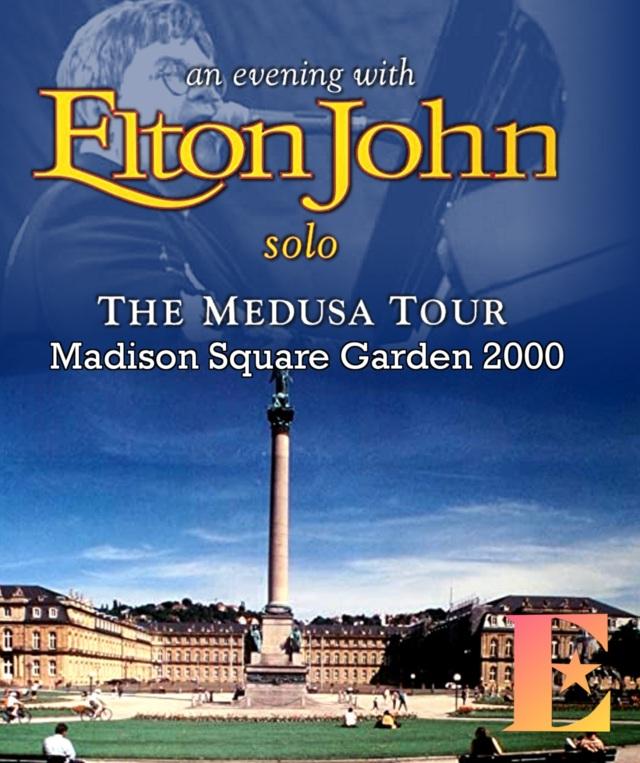 コレクターズBlu-ray Elton John - Medusa Tour 2000