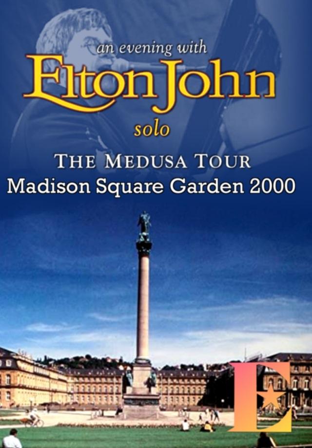 コレクターズDVD  Elton John - Medusa Tour 2000