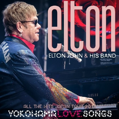 コレクターズCD エルトン・ジョン 2015年日本公演