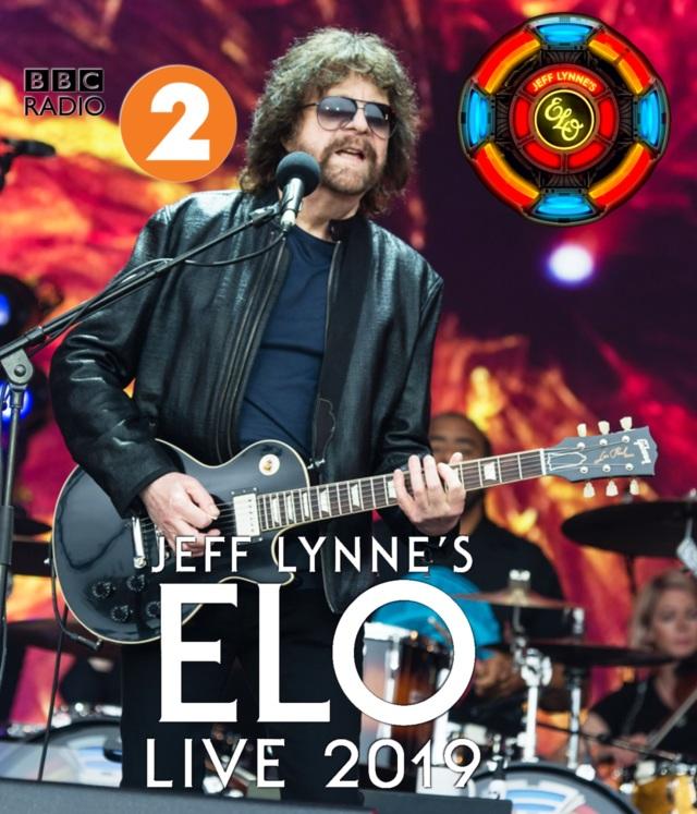 コレクターズBlu-ray Jeff Lynne's ELO - In London 2019