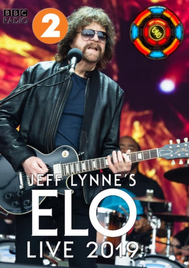 コレクターズDVD Jeff Lynne's ELO - In London 2019
