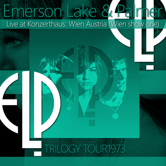 コレクターズCD Emerson Lake & Palmer - Trilogy Tour 1973