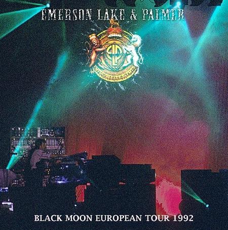 コレクターズCD EL&P 1992年ヨーロッパ公演
