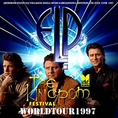 コレクターズCD EL&P 1997年ヨーロッパ公演