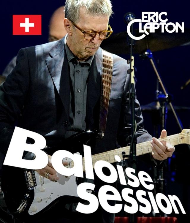 コレクターズBlu-ray  Eric clapton - 50th Anniversary Tour 2013