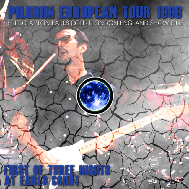 コレクターズCD Eric Clapton - Pilgrim European Tour 1998