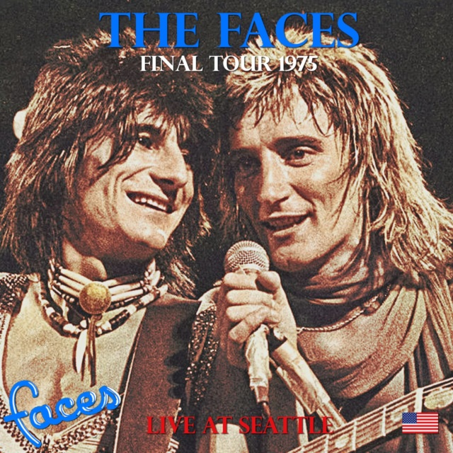 コレクターズCD The Faces - Final Tour 1975