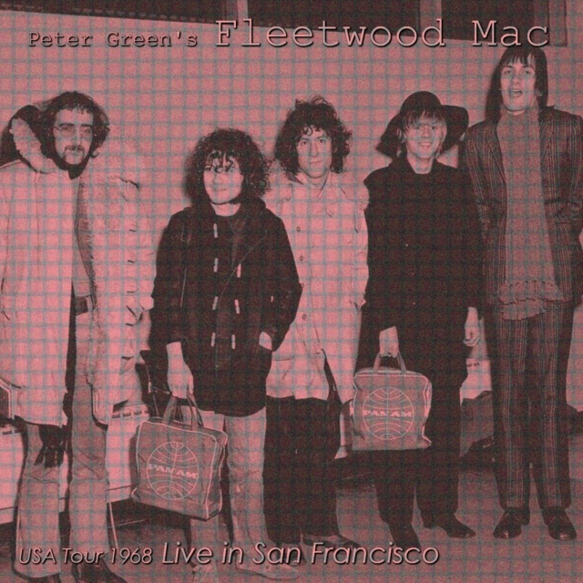 コレクターズCD Fleetwood Mac - USA Tour 1968