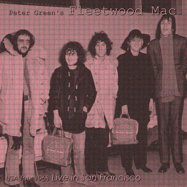 コレクターズCD Fleetwood Mac - USA Tour 1968