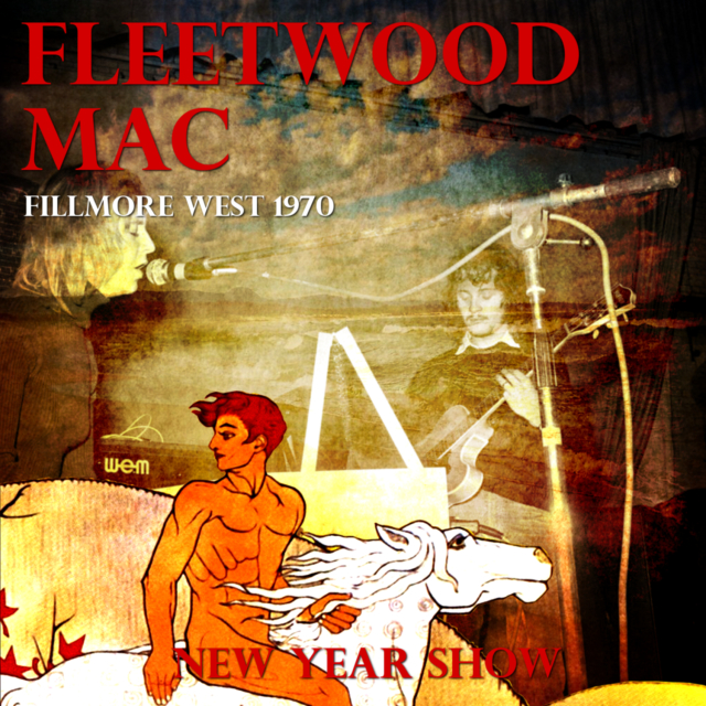 コレクターズCD Fleetwood Mac - USA Tour 1970