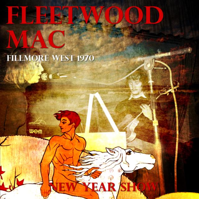 コレクターズCD Fleetwood Mac - USA Tour 1970