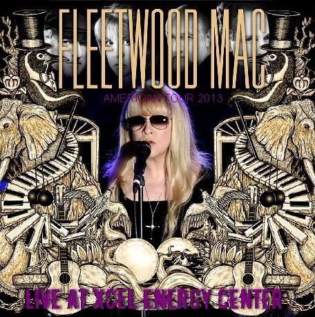 コレクターズCD  フリードウッドマック 2013年 アメリカツアー